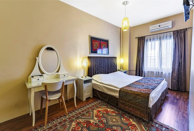 Double Room Accommodation in Istanbul
